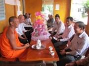 Southern provinces celebrate Khmer festival