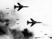 Exhibition marks US bombing campaign in Hanoi
