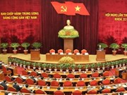 Party Central Committee's 6th plenum closes