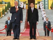 Vietnam wishes to boost ties with Panama