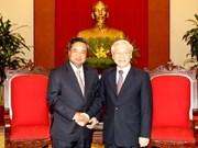 Vietnam treasures special ties with Laos