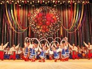 Ukrainian culture featured across Vietnam