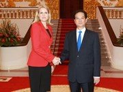 Vietnam, Denmark aim for 1 billion USD in trade