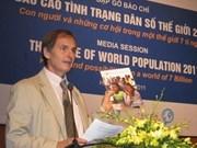 UNFPA officials honoured