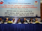 HCM City hosts fourth int'l seminar on East Sea