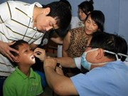 RoK helps patients with cleft palates in Binh Duong