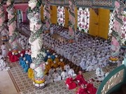 Cao Dai Holy See 2012 Congress opens