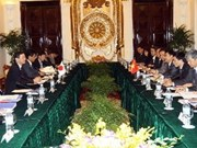 Vietnam–Japan strategic partnership strengthened