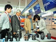 Int'l exhibitions held in HCM City