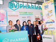 Exhibition highlights latest medicine products