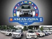 ASEAN- India Car Rally reaches Vietnam
