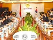 Calls on speeding up Vietnam-RoK FTA negotiations