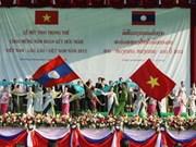 Vietnam, Laos combat alliance remembered