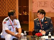 VN backs stronger cooperation in Gulf of Thailand