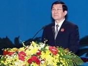 """Ceremony marks """"Hanoi-Dien Bien Phu in the air"""" victory"""