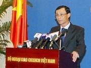 Vietnam demands China to cancel wrongful activities in East Sea