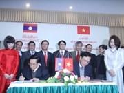 Vietnam, Laos sign 2013 education deal