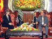 NA leader greets German, Pakistani Ambassadors