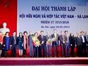 Vietnam-Netherlands friendship association debuts
