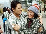 Prisoners granted clemency on Tet