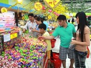 City retailers launch big promotion during Tet