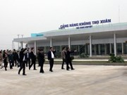 Vietnam Airlines runs HCM City-Thanh Hoa route
