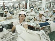 Clothing exports surge by 28 percent