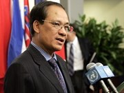 ASEAN to strengthen cooperation with US, Germany