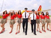 VietJetAir to launch HCM City - Bangkok route