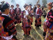 National heritage: Lo Lo people's ancestral worship