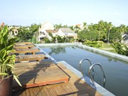 Hoi An Chic resort offers countryside flavour