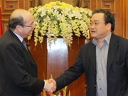 Deputy PM meets with WB Vice President