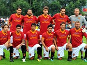AS Roma to play friendly with Vietnam on Asia tour