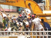 Explosives used in movie effects kill ten in blasts