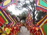 Con Son-Kiep Bac Spring Festival commences