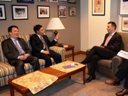VN, Canada further cooperation