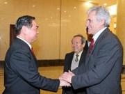 Portuguese Communist Party chief visits Vietnam