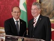 Myanmar urges EU to lift sanctions