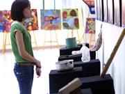 Exhibition spotlights plight of abused women