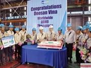 Vietnamese win Doosan global industrial competition