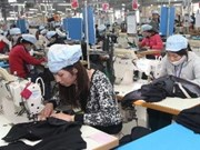 Textile association boosts cooperation with Korean partner