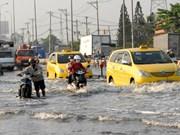 HCM City seeks loans for flood works