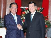 State leader welcomes Brunei education minister