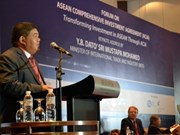 ASEAN urged to speed up economic integration