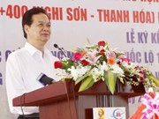 Nghi Son-Cau Giat section of Highway 1A expanded