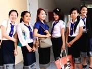 Vietnam, largest scholarship provider for Laos