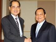 Vietnam, Singapore boost economic connectivity