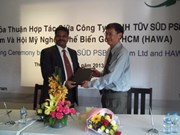German group supports Vietnam's wood industry