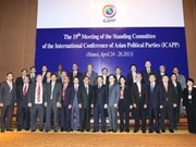 CPV promotes cooperation with Asian parties