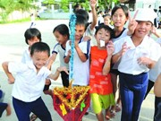 Chevron supports school development